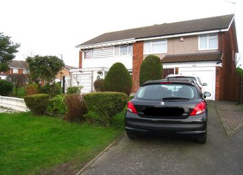 3 bed semi-detached house for sale in Woodway Lane, Walsgrave, Coventry CV2