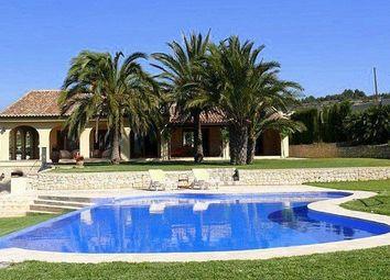 Thumbnail 4 bed villa for sale in Moraira, Alicante, 03724, Spain, Teulada, Alicante, Valencia, Spain