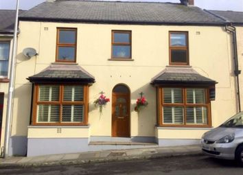 Thumbnail 4 bedroom terraced house for sale in St James Street, Narberth, Pembrokeshire