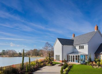 The Laurel At Water's Edge, Mytchett Road, Nr Camberley, Surrey GU16. 4 bed detached house for sale