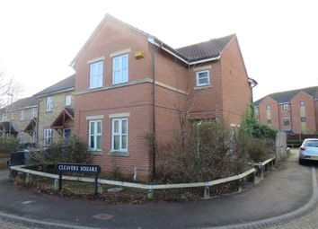 Thumbnail 3 bedroom end terrace house for sale in Cleavers Square, Oxford