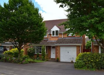 Thumbnail 4 bedroom detached house for sale in Sand Hill, Farnborough