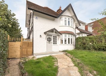Thumbnail 5 bed semi-detached house to rent in Hodford Road, London