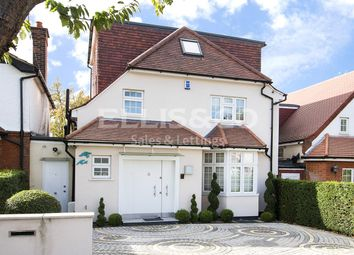Thumbnail 5 bed detached house for sale in Wentworth Road, London