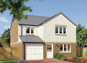 "Thumbnail 4 bed detached house for sale in ""The Leith "" at Strath Brennig Road, Smithstone, Cumbernauld"