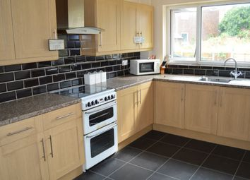 Thumbnail 3 bed terraced house for sale in Prestbury Close, Stockport