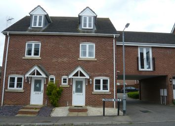 Thumbnail 3 bed terraced house to rent in Linseed Walk, Downham Market