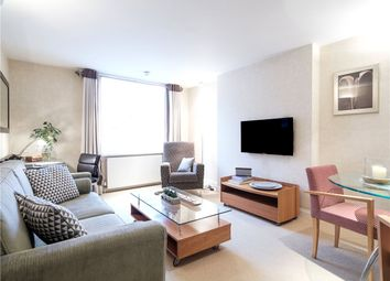 Thumbnail 1 bed flat to rent in St Christopher's Place, London