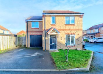 Thumbnail 3 bed detached house for sale in Birchwood Grove, Normanby