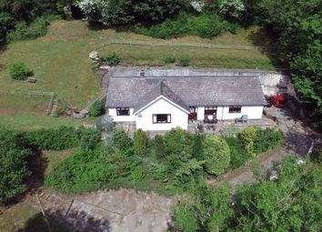Thumbnail 4 bed detached bungalow for sale in Llandyfriog, Newcastle Emlyn
