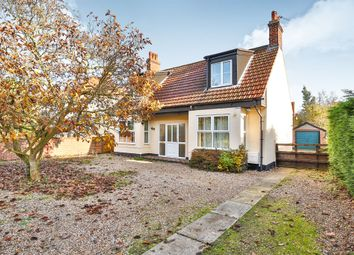Thumbnail 3 bedroom bungalow for sale in Crown Road, Dereham