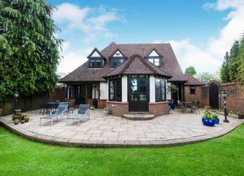 Thumbnail 4 bed detached house for sale in Kingsingfield Road, West Kingsdown, Sevenoaks, Kent