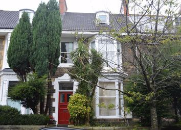 Thumbnail 1 bedroom flat for sale in St Albans Road, Brynmill, Swansea