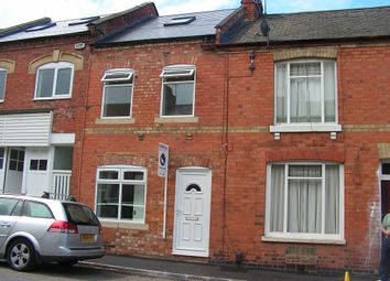 Thumbnail 3 bedroom terraced house for sale in Milton Street, Northampton
