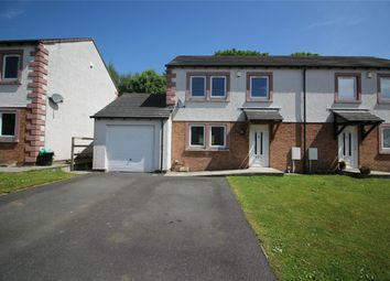Thumbnail 3 bed semi-detached house for sale in 24 Westmorland Rise, Appleby-In-Westmorland, Cumbria