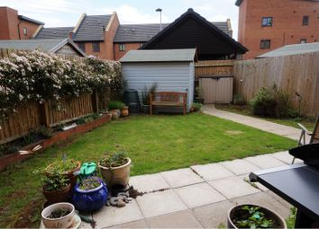 Thumbnail 4 bed town house for sale in Ridgway Road, Caldon Quay, Stoke-On-Trent