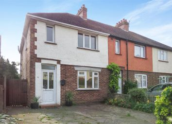 Thumbnail 3 bed end terrace house to rent in Blunham Road, Biggleswade