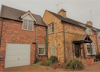 Thumbnail 4 bed semi-detached house for sale in Stone Road, Eccleshall, Stafford