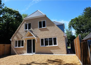 Thumbnail 5 bed detached house for sale in Cambridge Road, Oakington, Cambridge