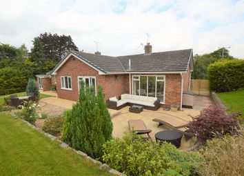 Thumbnail 4 bed detached bungalow for sale in Station Lane, Mickle Trafford, Chester