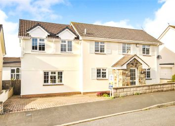 Thumbnail 5 bed detached house to rent in Rumsam Gardens, Barnstaple