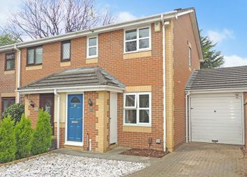 Thumbnail 2 bed semi-detached house for sale in Churchill Close, Barrs Court, Bristol