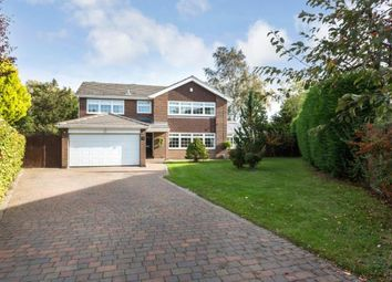 Thumbnail 5 bed detached house for sale in Avondale Road, Darras Hall, Northumberland, Tyne & Wear