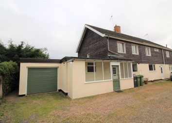 Thumbnail 3 bed semi-detached house to rent in Belgrave Square, Sawtry, Huntingdon