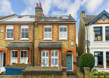 Bushy Park Road, Teddington TW11. 3 bed semi-detached house for sale