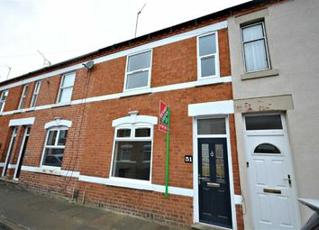 Thumbnail 3 bedroom terraced house for sale in Sharman Road, Northampton