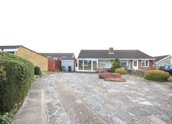 Thumbnail 3 bed bungalow to rent in Lullingstone Road, Maidstone
