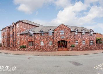 Thumbnail 2 bed flat for sale in Roft Street, Oswestry, Shropshire