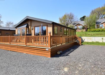 Carters Road, Upton, Ryde, Isle Of Wight PO33. 2 bed mobile/park home for sale