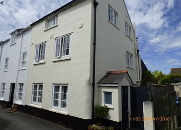 Thumbnail 3 bedroom town house to rent in White Street, Topsham, Exeter