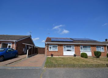 Thumbnail 2 bed semi-detached bungalow for sale in Constable Avenue, Clacton-On-Sea