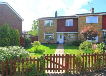 Thumbnail 3 bed end terrace house for sale in Bourne Avenue, Basildon, Essex