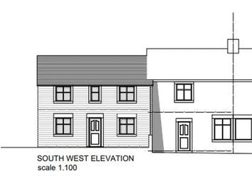 Thumbnail 2 bed semi-detached house for sale in The Old Village Store Building Plot, Main Road, Stoney Middleton