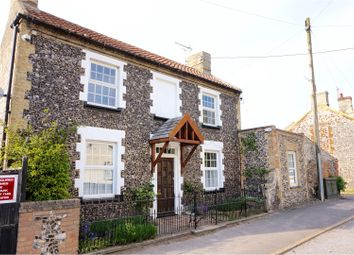 Thumbnail 3 bed detached house for sale in Crown Street, Methwold