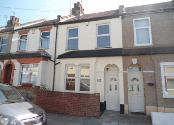 Thumbnail 3 bed terraced house to rent in Gordon Road, Northfleet