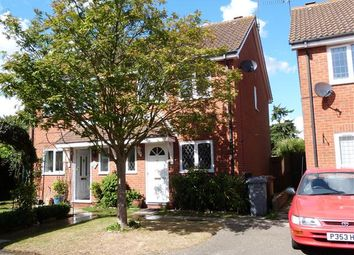 Thumbnail 2 bed terraced house to rent in Scopes Road, Grange Farm, Ipswich