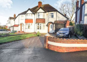 Thumbnail 3 bed semi-detached house for sale in Castle Road East, Oldbury