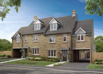 "Thumbnail 4 bed terraced house for sale in ""The Enstone"" at Ribston Close, Banbury"