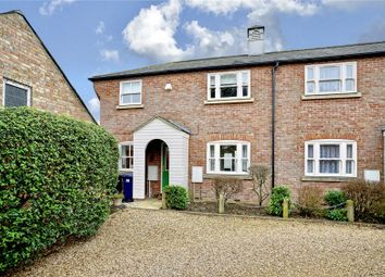 Thumbnail 2 bedroom end terrace house for sale in The Maltsters, George Lane, Buckden, St. Neots