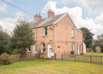Thumbnail 3 bed semi-detached house to rent in Wades Cottages, Cambridge Road, Ugley, Bishops Stortford, Herts