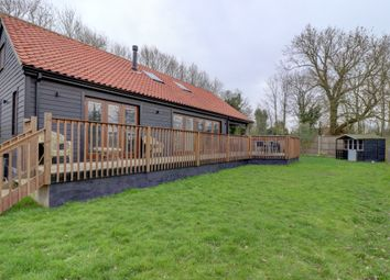 Thumbnail 4 bed detached house for sale in Stone Road, Mattishall, Dereham