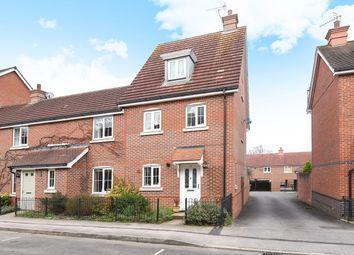 Thumbnail 3 bed town house for sale in Elvetham Rise, Chineham, Basingstoke