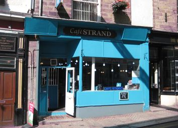 Thumbnail Restaurant/cafe for sale in 3 Market Strand, Falmouth, Cornwall