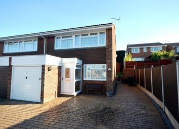 Thumbnail 3 bed end terrace house for sale in Cavendish Gardens, Braintree