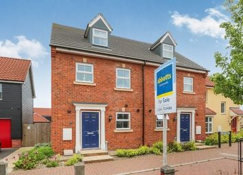 Thumbnail 3 bedroom property to rent in Mortimer Road, Bury St. Edmunds