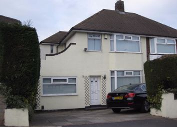 Thumbnail 4 bed terraced house to rent in Childwall Valley Road, Liverpool